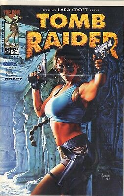 Tomb Raider (1999) #6...Published July 2000 by Image