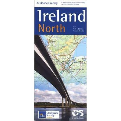 Holiday Map North 2011 (Irish Maps, Atlases and Guides) - Map NEW Ordnance Surve