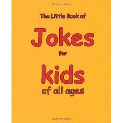 The Little Book of Jokes for Kids of All Ages - Paperback NEW Ellis, Martin 2008