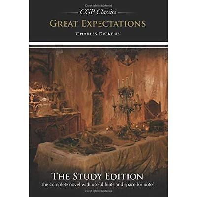 Great Expectations by Charles Dickens Study Edition - Paperback NEW Dickens, Cha
