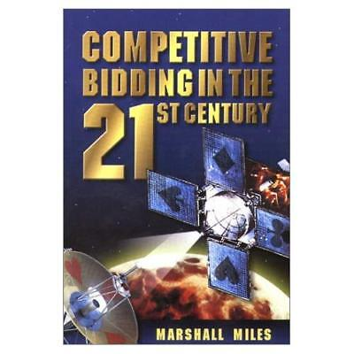 Competitive Bidding in the 21st Century - Paperback NEW Miles, Marshall 2000-06-