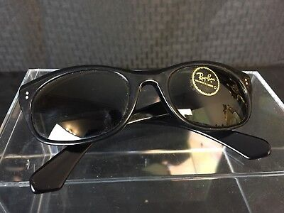 7ed7c678cc Vintage Ray Ban NOS Unused With Tag Chad Sunglasses 1960s New Old Stock
