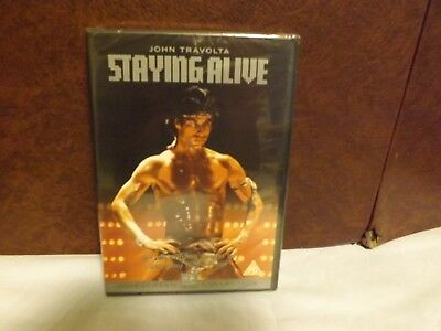 John Travolta Staying Alive Widescreen Collection