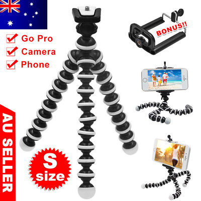 Flexible Octopus Tripod Stand Gorilla Pod For Universal Phone GoPro DSLR Camera