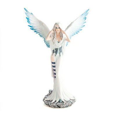 Black or White Adult Feather Large Wings Angel Halloween Costume Accessory