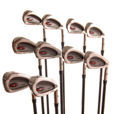 New Mars M4 Tour Plus Iron Set 2-PW,SW Mitsubishi 55 Graphite R-Flex RH