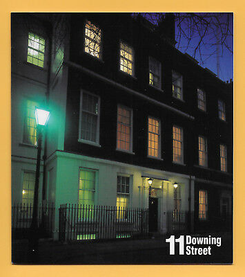 Gordon Brown Political Signed 11 Downing Street Booklet