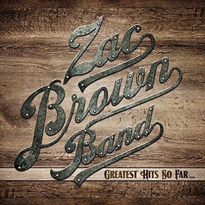 Zac Brown Band - Greatest Hits So Far NEW CD