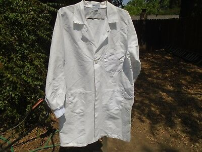 Lab Coats Mens White size Small $5.00 each