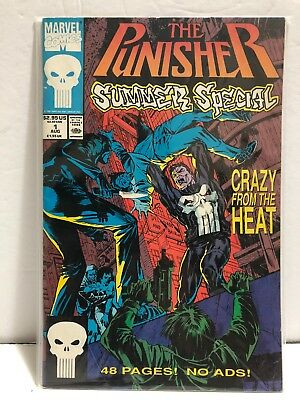 The Punisher Summer Special #1 (1991, Marvel) 48 Pages No Ads NM UNREAD