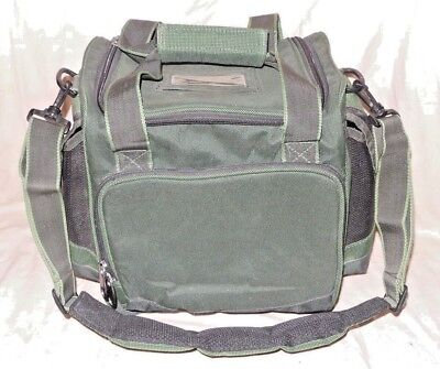 rigid hardcase high quality tackle bait carryall BRAND NEW