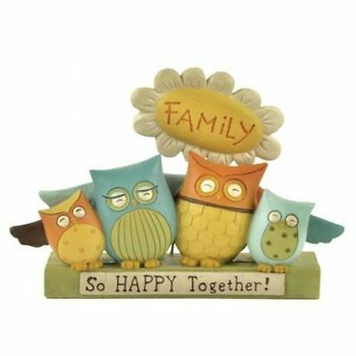 So Happy Together - Famille Chouette Bloc