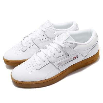 e0249db522af Reebok Club Workout MU White Skull Grey Gum Men Casual Shoes Sneakers CN5076