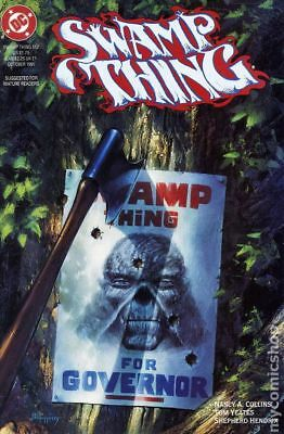 Swamp Thing (2nd Series) #112 1991 FN Stock Image