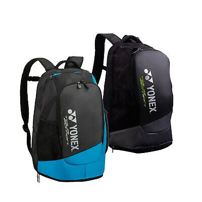 Yonex Badminton Bag - 9812EX Backpack for Tennis Badminton Squash Racquet