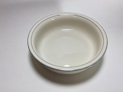 """Lenox Chinastone For the Grey Patterns Soup Cereal Bowl s 6 1/4"""""""