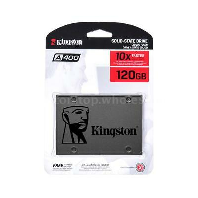 """SSD 120GB Kingston A400 Internal Solid State Drive 2.5""""in SATA III for Laptop PC"""