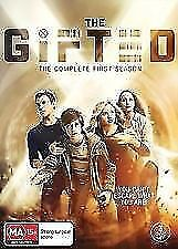 The Gifted : Season 1 (DVD, 2018, 3-Disc Set), NEW SEALED REGION 4