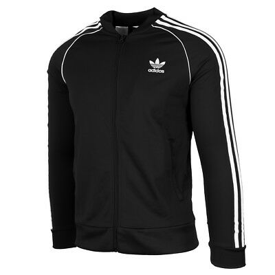 Adidas SST Track Top Junior Originals Jacke Sport Freizeit Trainingsjacke CF8555