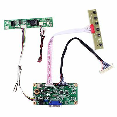 "VGA LCD Controller Board For 17"" M170ETN01.1 19"" M190ETN01.0 1280x1024  LCD"