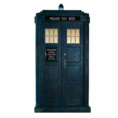Doctor Who Pappaufsteller (Stand Up) - Tardis 2/3 Lifesize (195 cm) New Look
