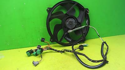 CITROEN XSARA PICASSO Radiator Cooling Fan/Motor 1.8 with wiring 00-04