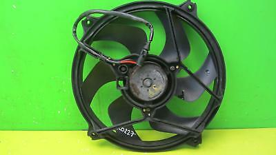 PEUGEOT 306 Radiator Cooling Fan/Motor Phase 2 97-02 2.0 HDI
