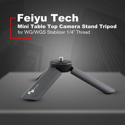 "FeiyuTech Mini Table Top Camera Stand Tripod for WG/WGS Stabilizer 1/4"" ThreadGS"
