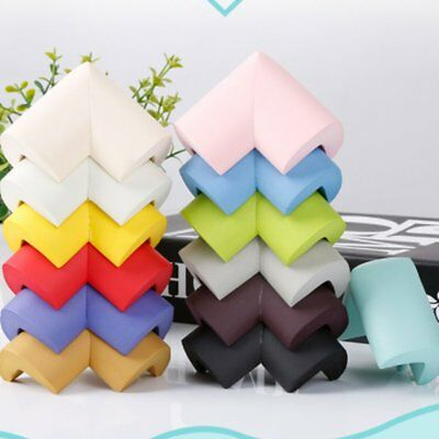 8pcs Soft Baby Safe Corner Protector Table Desk Corner Guard Edge Guards RT