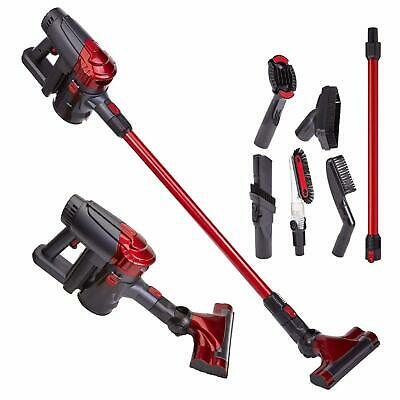 Knox Cordless Stick & Handheld Multi Cyclone 2 in 1 Vacuum Cleaner 6 Attachments