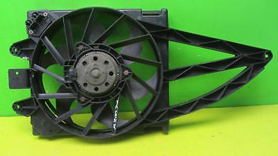 FIAT PANDA Radiator Cooling Fan/Motor Mk2 (169) 04- on 1.2