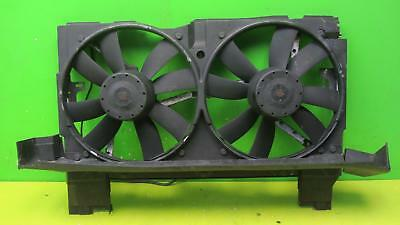 MERCEDES CLK 230K Radiator Cooling Fan/Motors 208 Series 97-03