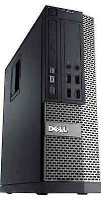 REFURBISHED DESKTOP PC Dell HP Lenovo i7 8GB 2TB Win 10 i5 i3 4GB GB Dual  Quad