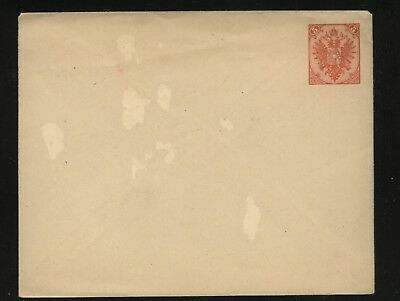 Bosnia  Herzegovina   large  postal   envelope  unused    MS0830