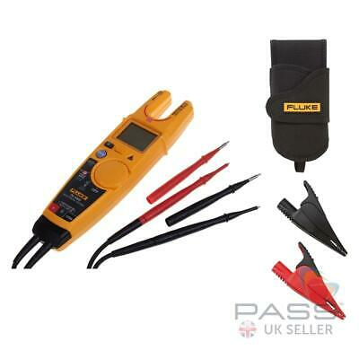 *Limited Stock* Fluke T6-1000 Electrical Tester + FREE Alligator Clips & Holster