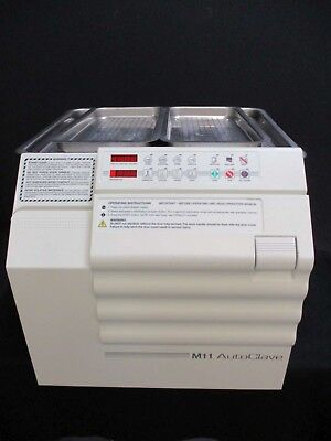 Midmark RFURBISHED M11 UltraClave Dental Sterilizer w/ 1 Year Warranty