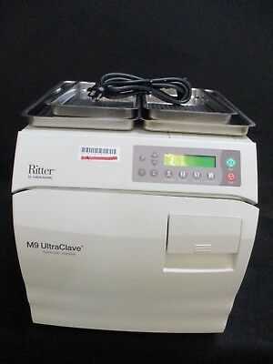 Ritter REFURBISHED Midmark M9 Dental Lab Autoclave Sterilizer w/ 1 Year Warranty