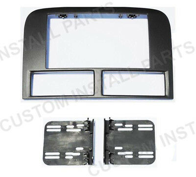 Double Din Car Stereo Install Dash Radio Kit for 1999-2004 Jeep Grand Cherokee