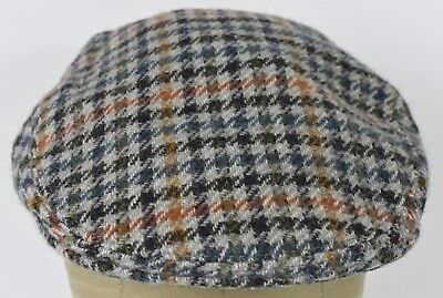 Gray Glen Appin of Scotland Limited News Boy Paper Boy Cabby Hat Cap Fitted e950fb5bd0ca
