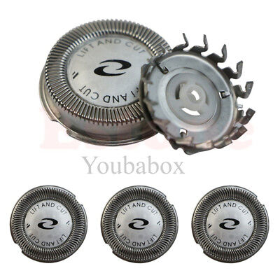 3x Replacement Head Shaver Blade Cutters for Philips Norelco Electric Shaver HQ4