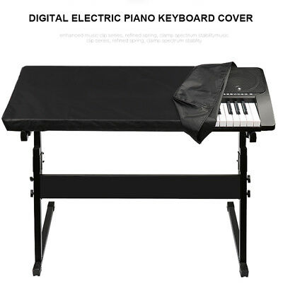 Electronic Digital Piano Keyboard Cover Dustproof Durable Foldable For 88 61 Key
