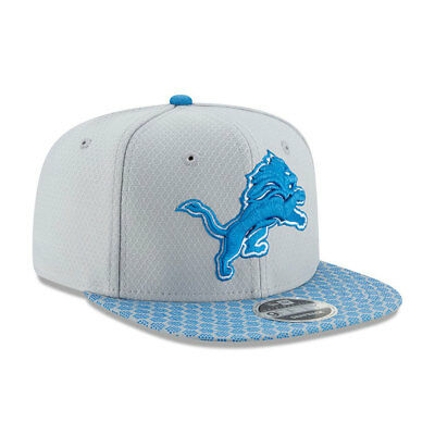 Detroit Lions New Era Licenced 9FIFTY Snapback Hat - Size Small/Medium