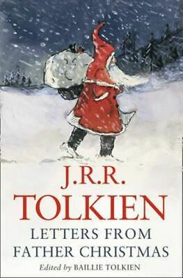 NEW Letters From Father Christmas By J R R Tolkien Paperback Free Shipping