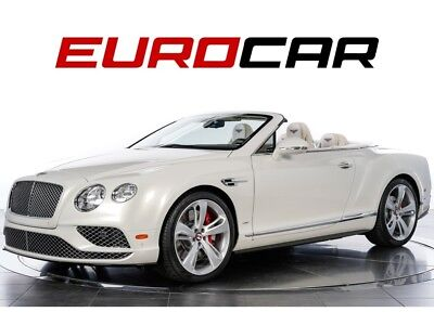 2016 Continental GT V8 S Convertible