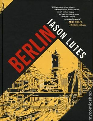 Berlin HC (Drawn and Quarterly) Complete Edition #1-1ST 2018 NM Stock Image