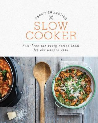 Slow Cooker: Fuss-Free and Tasty Recipe Ideas fo, , Excellent