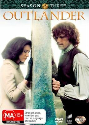 NEW Outlander DVD Free Shipping
