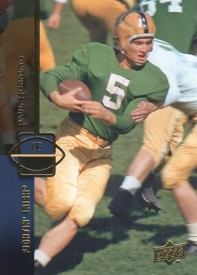 2014 Upper Deck '94 UD Tribute #9434 Paul Hornung
