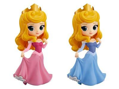Disney Characters Q Posket Sleeping Beauty Princess Aurora figure Banpresto