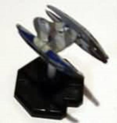 WOTC Star Wars Minis Starship Battles Vulture Droid Starfighter Advanced MINT